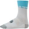 Bioracer Summer Socks white-blue